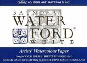 水彩紙ウォーターフォードF4